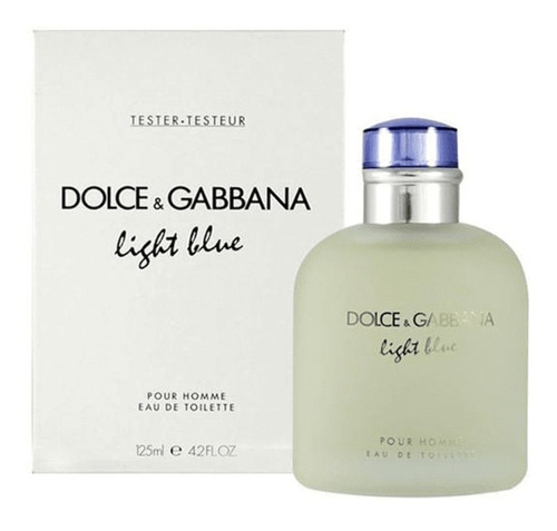 Imagen 1 de 1 de Light Blue Dolce & Gabbana125ml!!