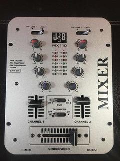 Mezcladora Análoga J&b Mx 110