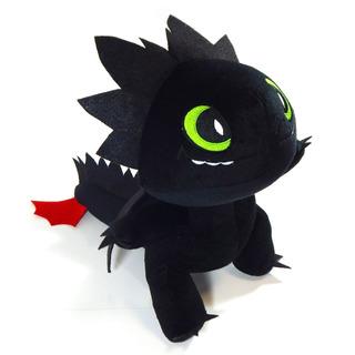 Peluche Chimuelo Furia Nocturna Como Entrenar Tu Dragon 30cm