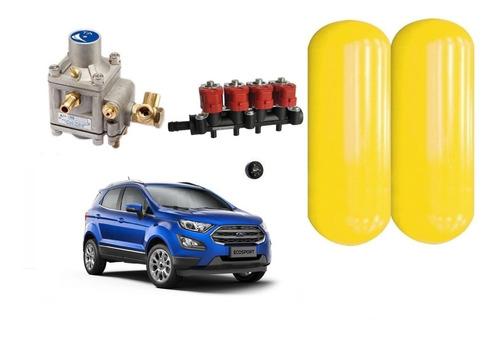 Imagen 1 de 7 de Equipo Gnc 5ta Generacion  2x30 Lts Ford Ecosport