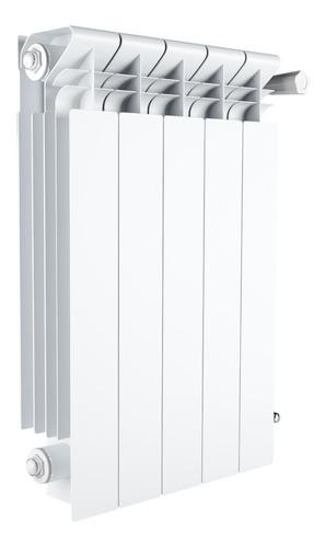 Radiador Italiano Helyos 500 Elemento P/calefacción