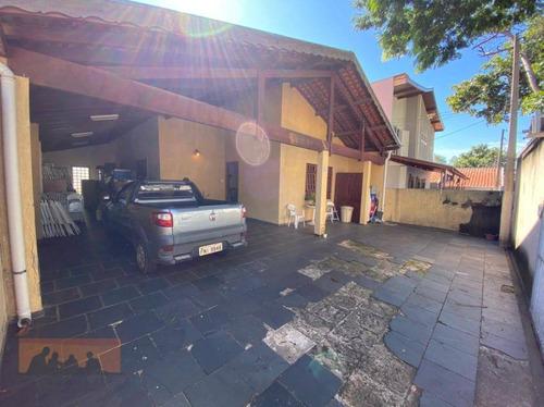 Casa À Venda, 172 M² Por R$ 500.000,00 - Jardim Independência - Campinas/sp - Ca2422