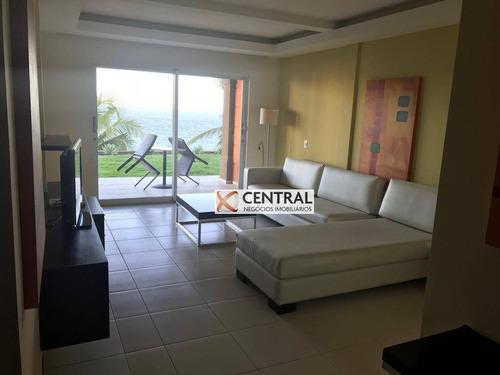 Loft Com 1 Dormitório À Venda, 80 M² Por R$ 650.000,00 - Rio Vermelho - Salvador/ba - Lf0009