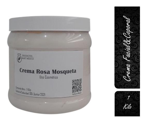 Crema De Rosa Mosqueta Anti-edad (1 Kilo)