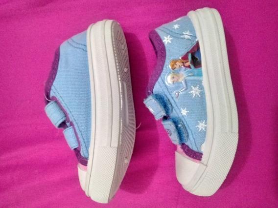 Zapatillas Frozen Talla 19