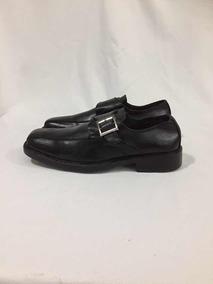 Zapato De Cuero Marca Rainforest M*42 Negro