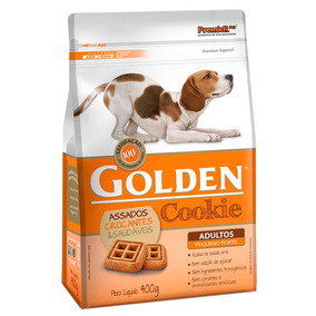 Golden Cookie Biscoito Para Caes Adultos Mini Bits 400gr