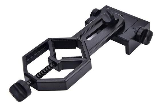 Adaptador/suporte De Celular Para Telescópio/binóculo/luneta