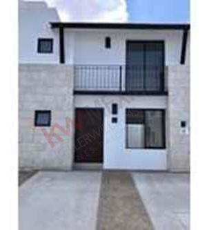 Casa Nueva En Renta En Torre De Piedra Bugambilia, El Refugio.