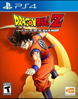 Dragon Ball Z Kakarot | Edición Estándar | Ps4
