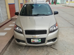 Chevrolet Aveo 1.6 Lt L4 Man Mt 2015
