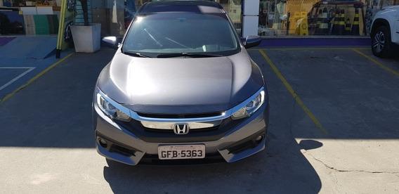 Honda Civic 2,0 16v Flexone Ex 4p Cvt Aut.