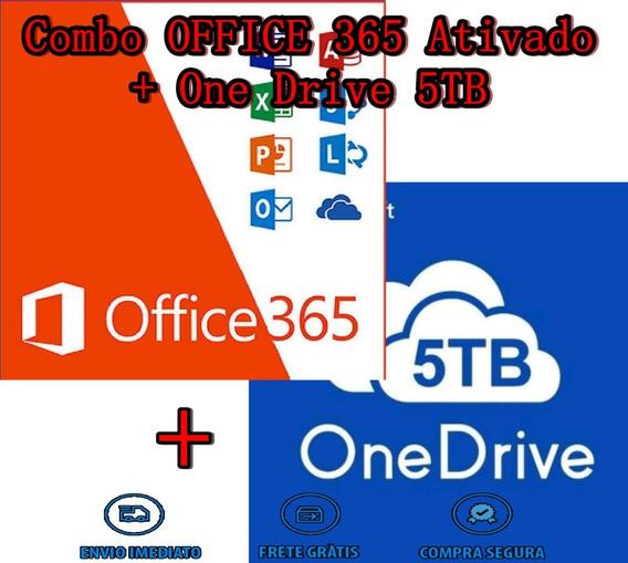 Licença Office - 365 Pro Vitalicio + Brinde + Suporte