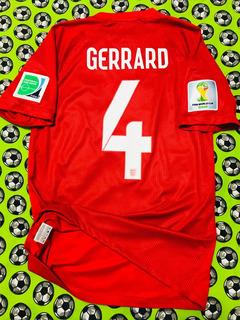 Jersey Camiseta Nike Seleccion Inglaterra 2014 Gerrard