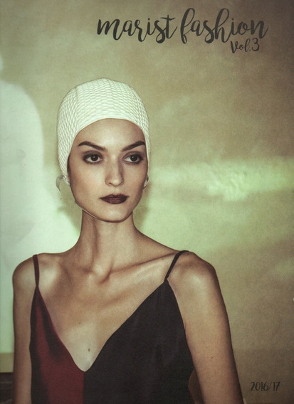 Marist Fashion Vol.3 Revista Universitária De Moda