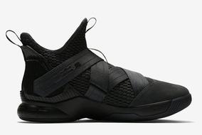 Tênis Basquete Nike Lebron Soldier Xii Sfg Zero Dark Thirty