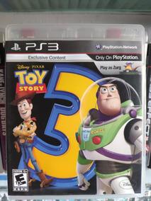 Jogo Ps3 Toy Story 3® Mídia Física Playstation 3