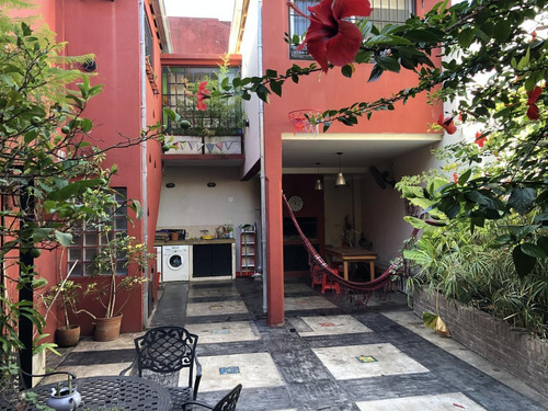 Ph 4 Amb C/patio, Parrilla, Quincho - Excelente Estado - Sin Expensas