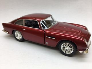 Miniatura Aston Martin Db5 Cores Variadas