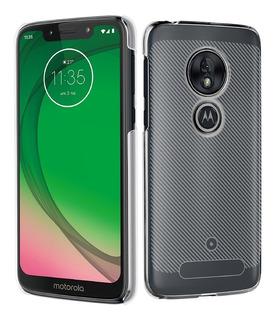 Capa Cristal Para Moto G7 Play Original Muvit Motorola