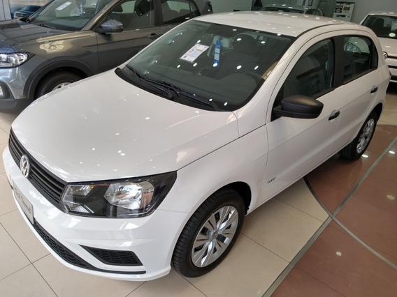 Vw Volkswagen Gol 0km Trendline Financ Tasa 0 Cuotas Fijas $