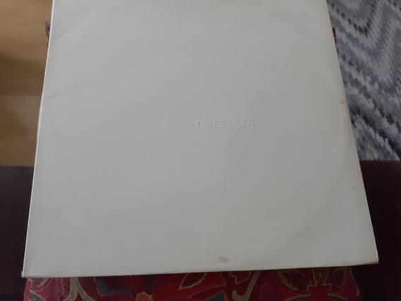 Lp The Beatles Álbum Branco # Original De 1969! Obra-prima!