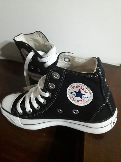 Zapatillas Converse All Star Con Plataforma