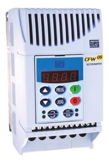 Inversor Frequência Cfw08 2cv 7,3a 220v Weg Mon/tri 10413463