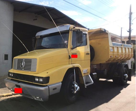 Mb- 1418e - 1993- 4x2 - Caçamba - Filé