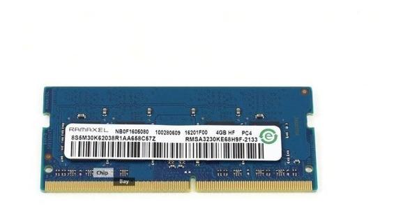 Memoria Ram 4gb Ddr4 Laptop 2133mhz Nueva Y Sellada