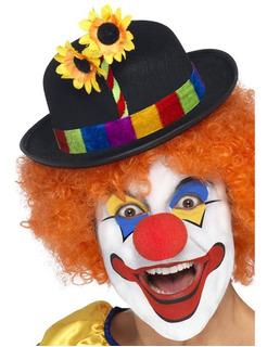 Nariz Payaso Roja Espuma Clown Obras De Teatro Disfraz
