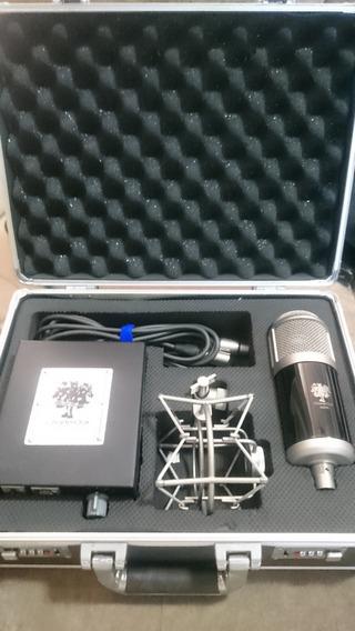 Microfone Charteroak Sa538 - Valvulado (baixou $$$)