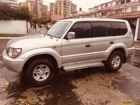 Toyota Prado V6 Blindaje Nivel 3 Con Resolucion