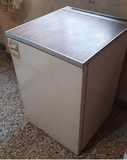 Heladera Bajo Mesada Minibar Con Congelador Funcionando