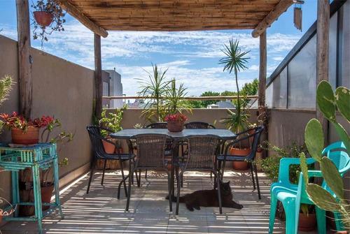 Imagen 1 de 13 de Ph 3 Amb Terraza Balcón Moderno Luminoso