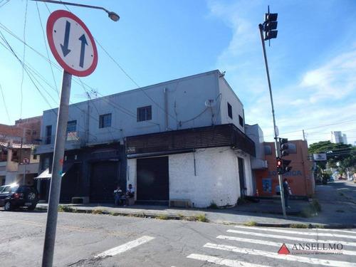 Imagem 1 de 30 de Prédio À Venda, 240 M² Por R$ 1.900.000,00 - Jardim Bela Vista - Santo André/sp - Pr0152