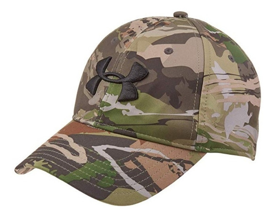 Gorra Under Armour Ua Free Fit Camu Realtree 1318532 940