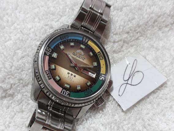 Relógio Orient Kd, O Cebolão Automático (ldo)!