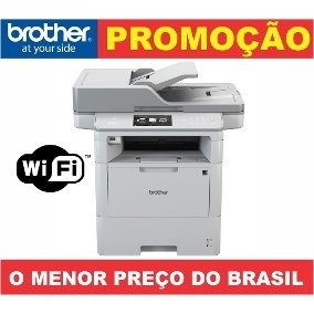Impressora Brother 6902 Mfc L6902 Dw Multifuncional Laser