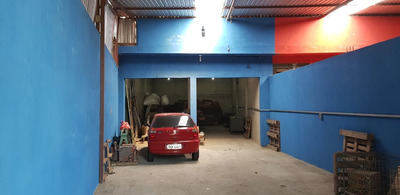 Galpão Para Alugar 180m² - Jd Vazame - Embu Das Artes - 158 - 33423880