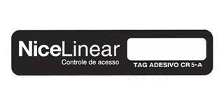 Tag Veicular Linear-hcs Cr5-a Adesivo Etiqueta Sem Parar
