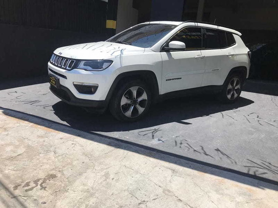Jeep Compass Longitude 2.0 Flex Aut