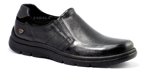 Zapatos Hombre Cavatini Mocasín Vestir Trabajo Cuero Cosido