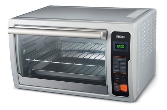 Horno Electrico Rca Rhe30cd Digital 30lts