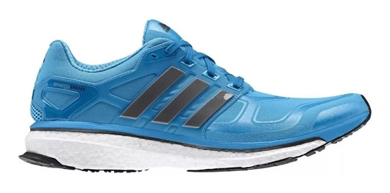 adidas Energy Boost 2 Solar Blue 39 Br Novo Ultra Corrida