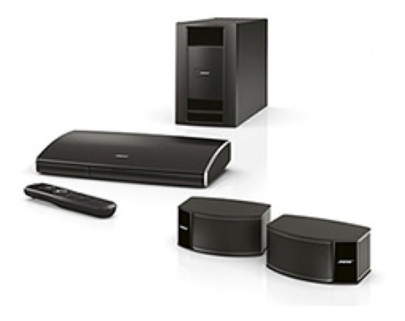 Bose Lifestyle 235 Home Theater Completo