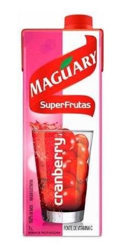 Imagem 1 de 1 de Suco De Cranberry Superfrutas Maguary