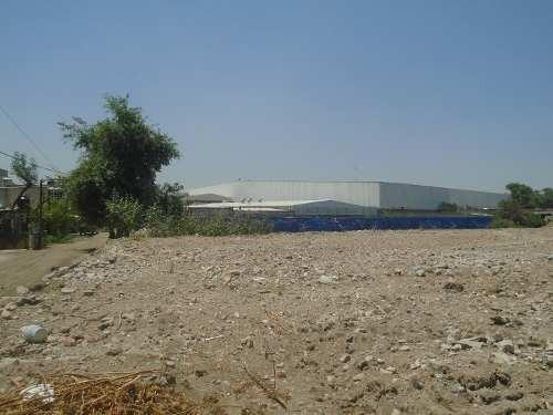 *excelente Oportunidad Terreno En Renta Zona Industrial*