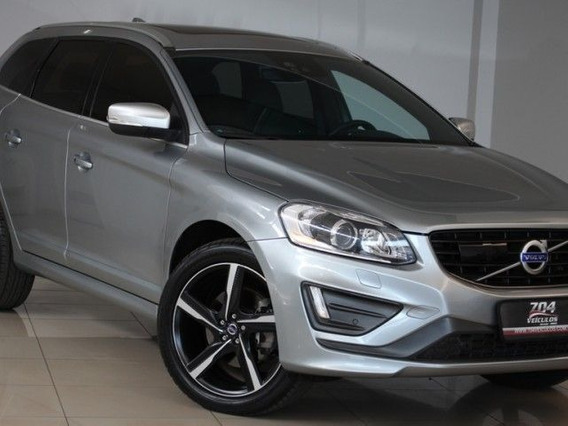 Volvo Xc60 R-design Awd 3.0 Turbo, Pah2119
