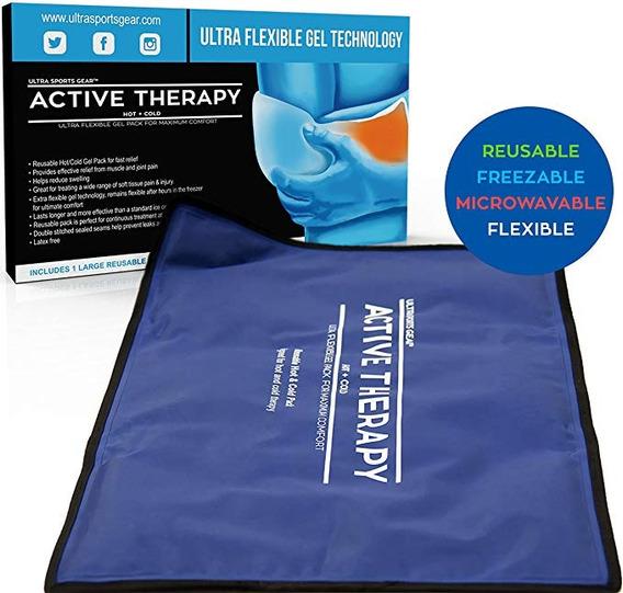 Activo Terapia De Calor Y Gel Cold Pack - Bolsas De Hielo Ul